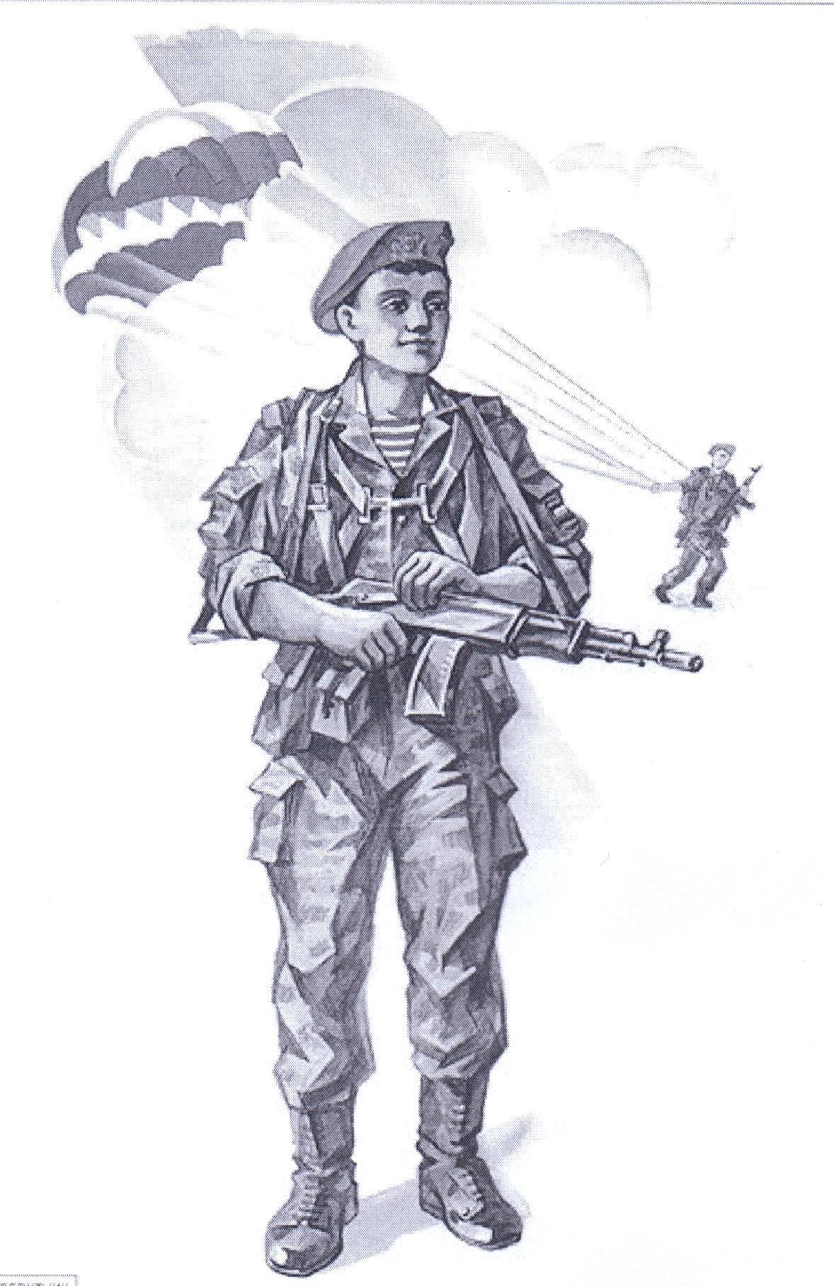 Картинки к дню защитников отечества для детей